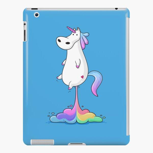 Unicorn Fart iPad Snap Case
