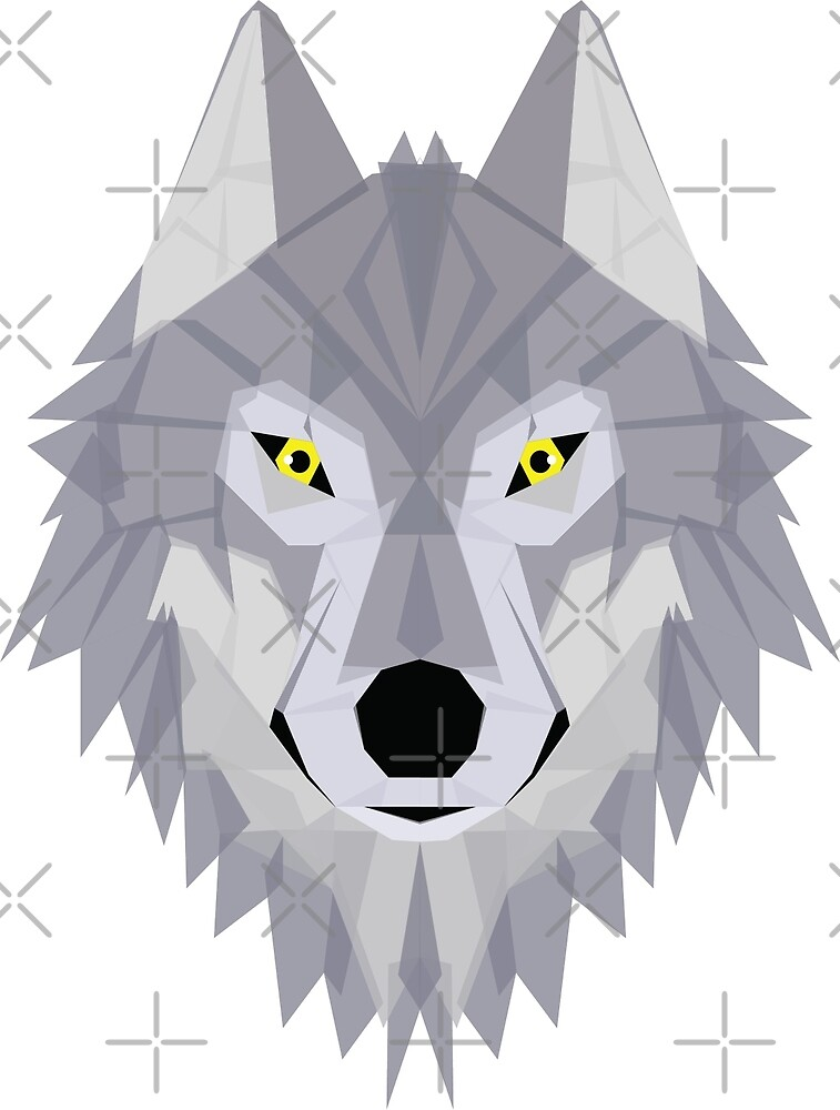 Wolf by Kamia AT
