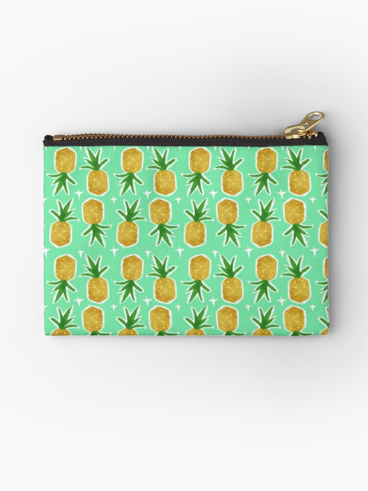 Perfect Pineapple Print by aubriemoyer