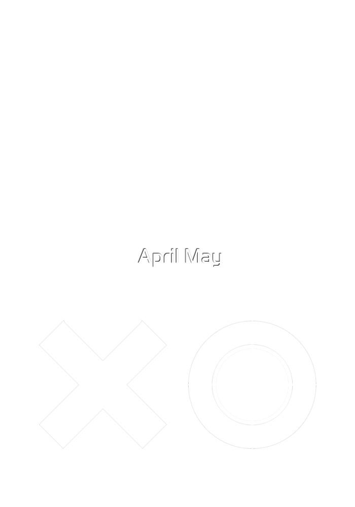 XOX by April May
