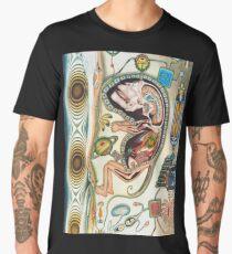 embryo - m. a. weisse Männer Premium T-Shirts