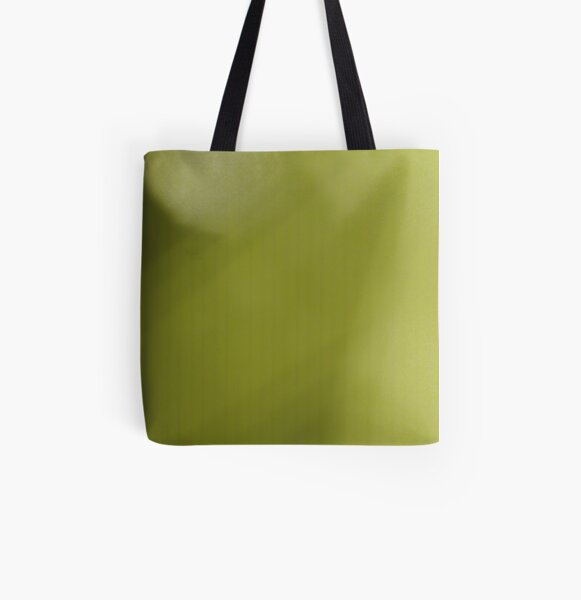 Yellow Surface All Over Print Tote Bag