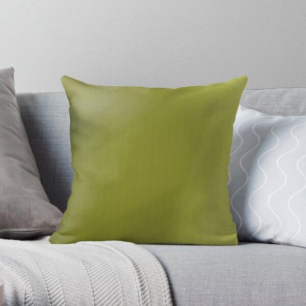 Yellow Surface Throw Pillow