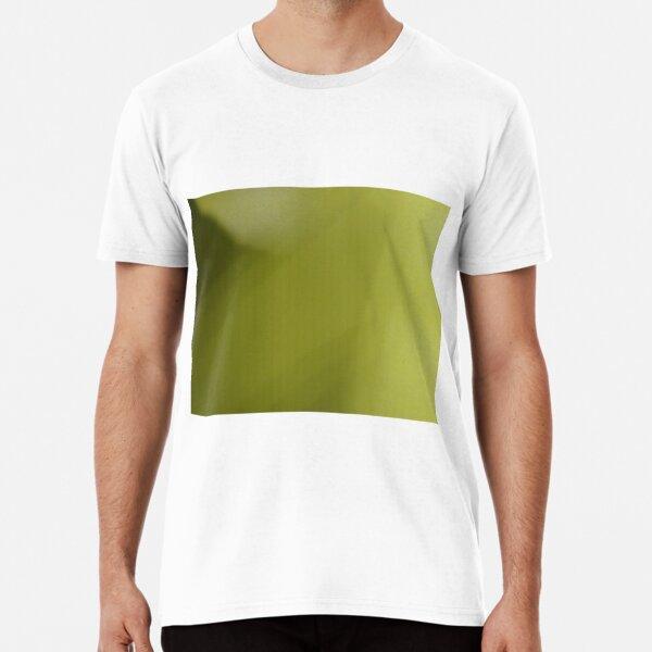 Yellow Surface Premium T-Shirt