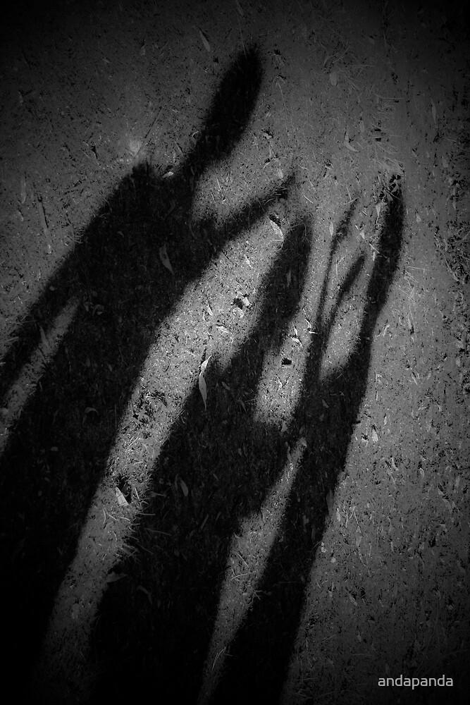 Shadows by andapanda