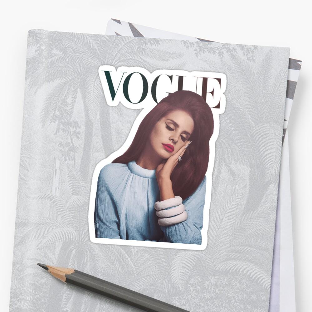 Lana Del Rey Vogue by gaemgyu