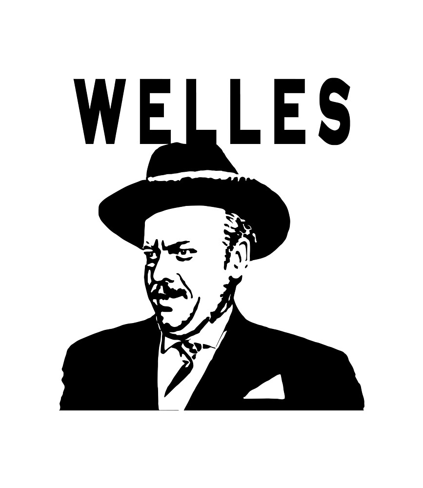 Citizen Welles by Bernat Comes