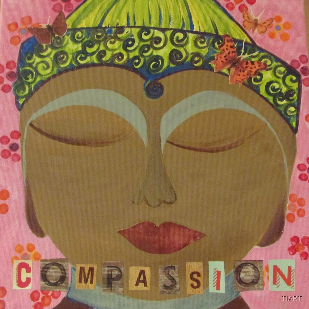 Compassion by TIART