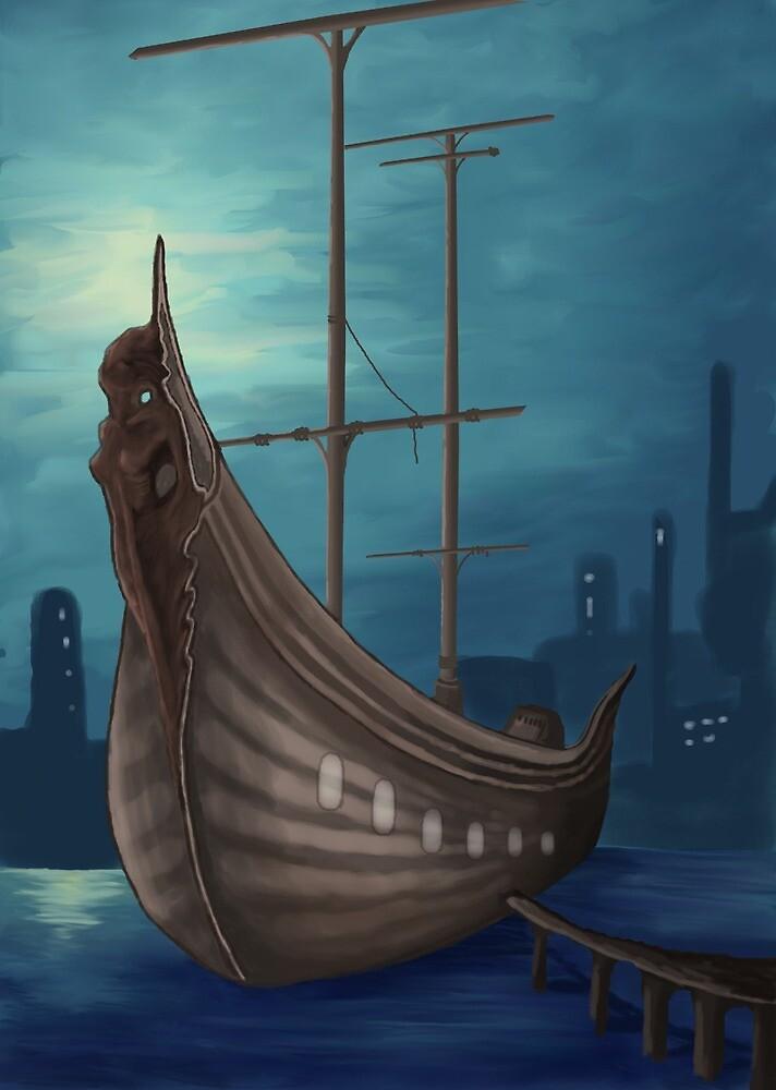 Ship by Jen144