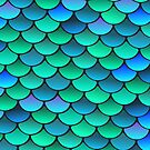 Magical Mermaid Scales  by pinklioness