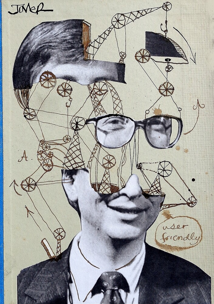 billy G for the mechanically minded by Loui  Jover