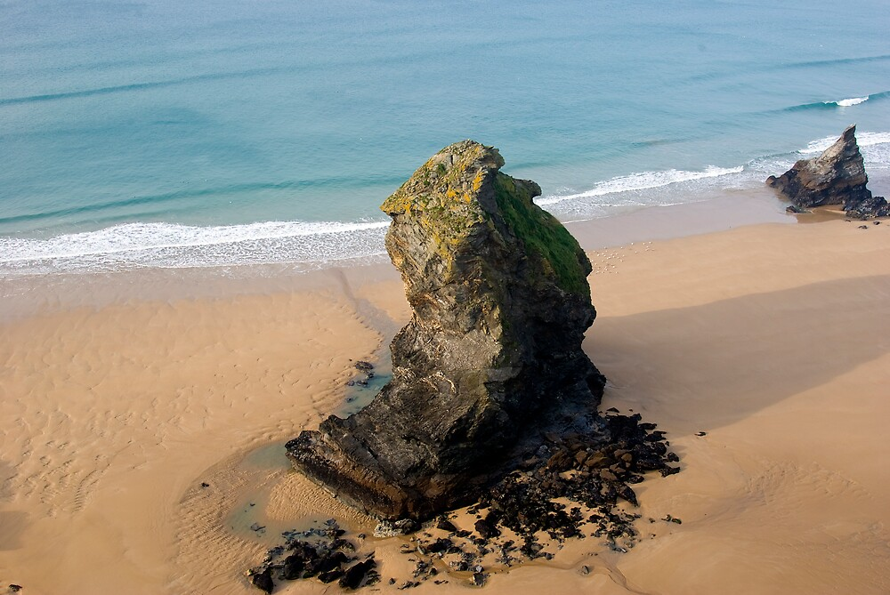 Sea Stack by David Wilkins