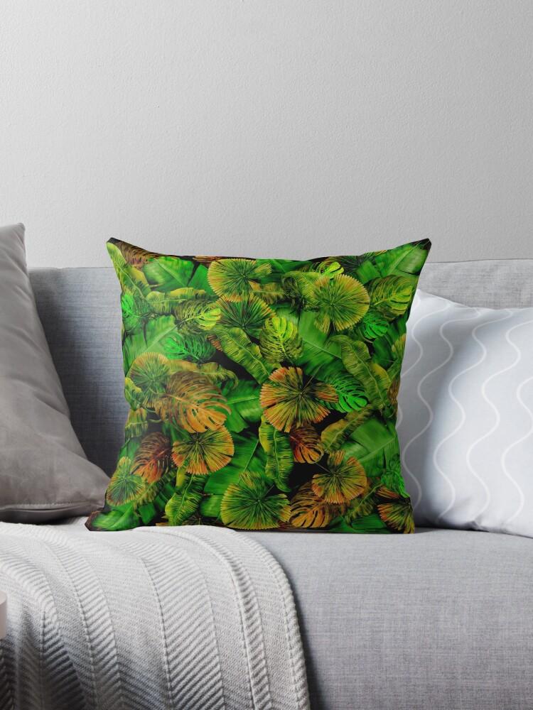 Mashup mix tropical leafs by ADZKIYYA DESIGN