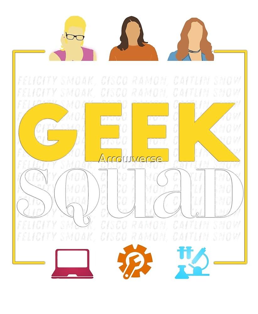 Geek Squad by Arrowverse
