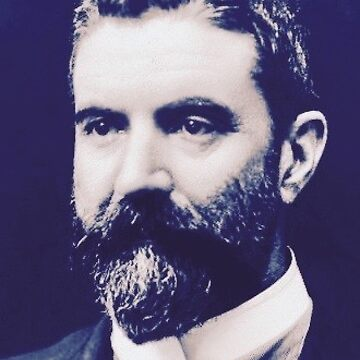 Alfred Deakin - Prime Minister  by BindysBags