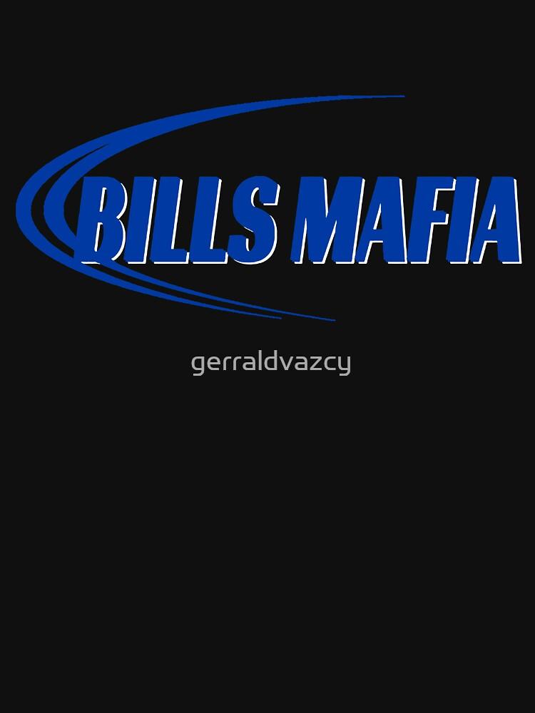 blue bills by gerraldvazcy