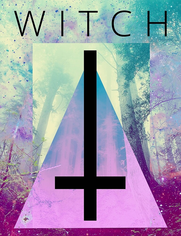 Witch House by Witchpunk Alien Bitch