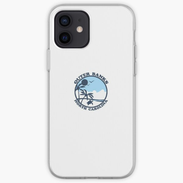 OBX - Outer Banks. iPhone Soft Case