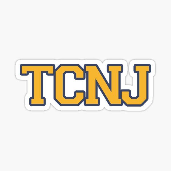 TCNJ Sticker