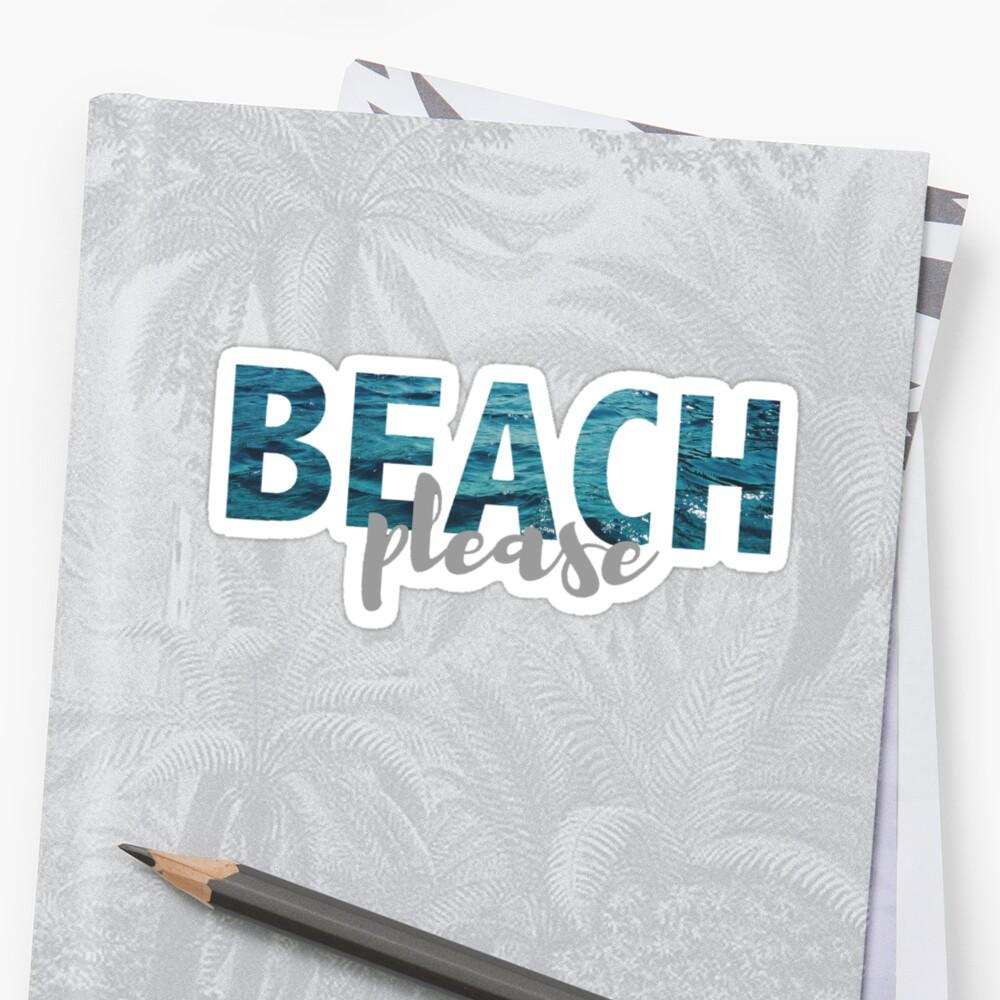 Beach Please by cailynaleksa