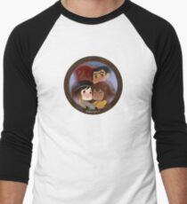 Iced CFVY Men's Baseball ¾ T-Shirt