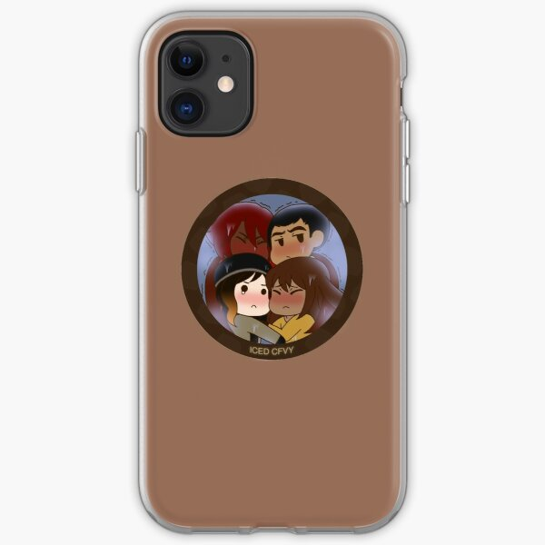 Iced CFVY iPhone Soft Case