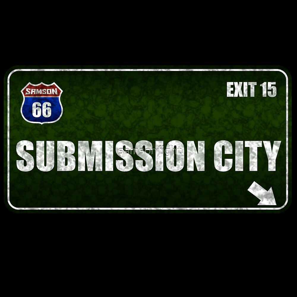Submission City by samsonfight