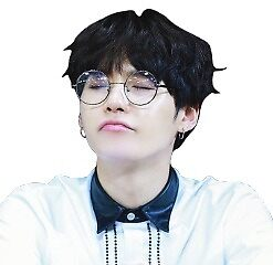 Suga's Face on phone cases, pillows, notebooks and more by infirers