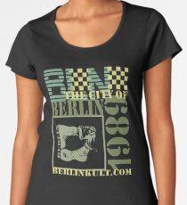 BERLIN Women's Premium T-Shirt