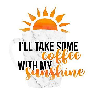 Sol y café de kayceedesigns