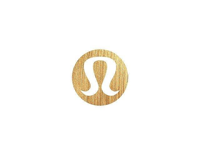 lululemon sticker #7 by SantoriaSpark