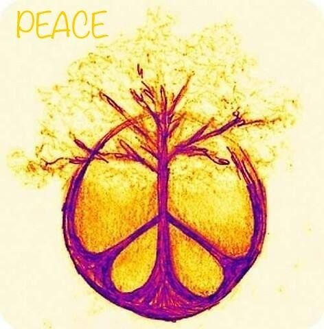 Peace  by RobSam