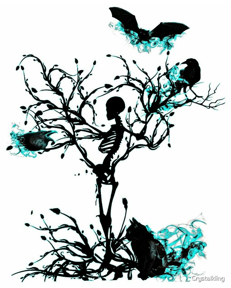 The Skeleton Tree by Crystalkling