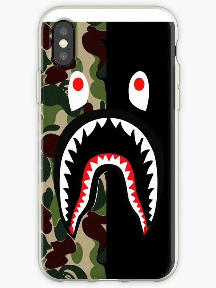 Case Phone-I Phone Bape by Capassorichard
