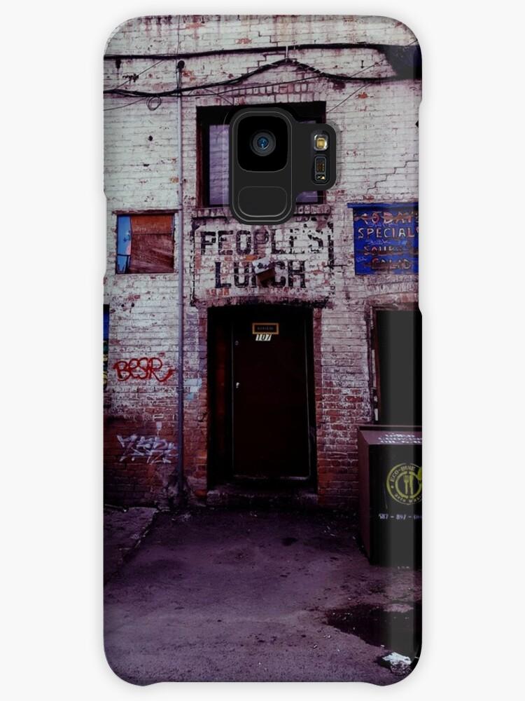 Alley restaurant  by Griffin Dreaddy-Scott
