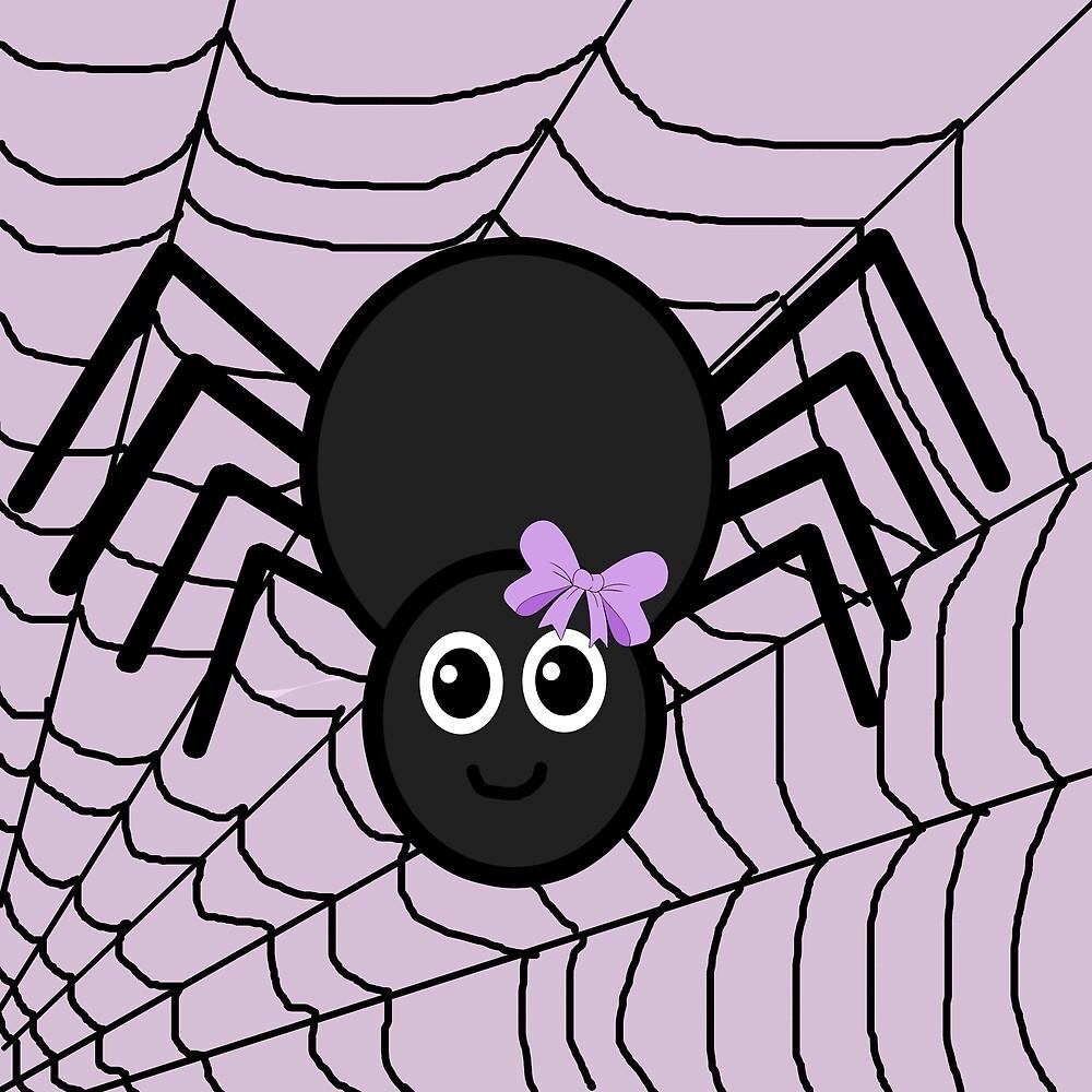 Cute Lil Spider by Creepylilcutie