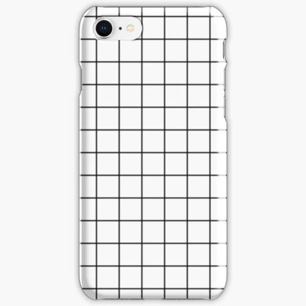 OH THAT TUMBLR GRID! iPhone Snap Case