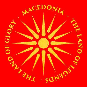 Macedonia - The Land of Legends - The Land of Glory by miodrag