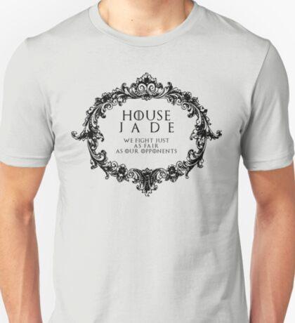 House Jade (black text) T-Shirt