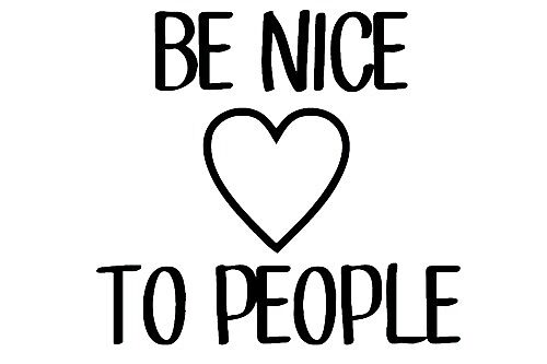 be nice by sleet