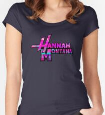 Hannah Women's Fitted Scoop T-Shirt