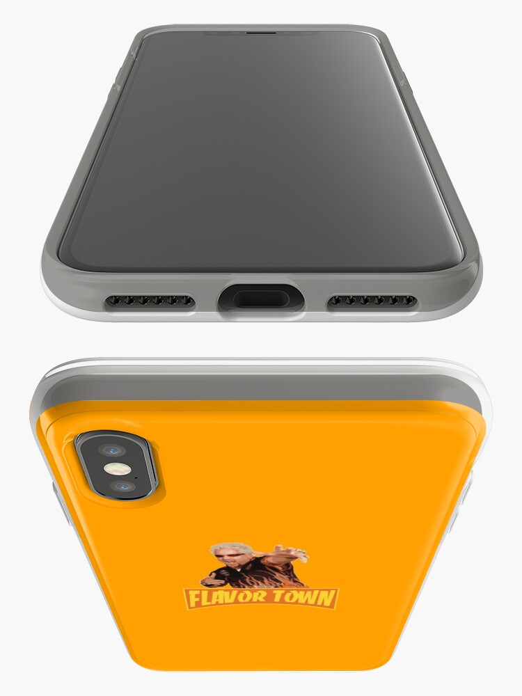 Alternate view of FLAVOR TOWN USA - GUY FlERl iPhone Case & Cover