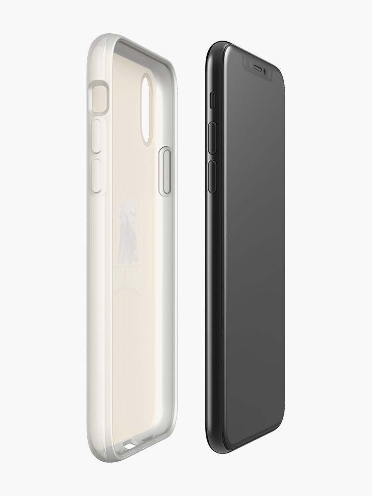Alternative Ansicht von GESCHMACKSTADT USA - GUY FLERL iPhone-Hüllen & Cover