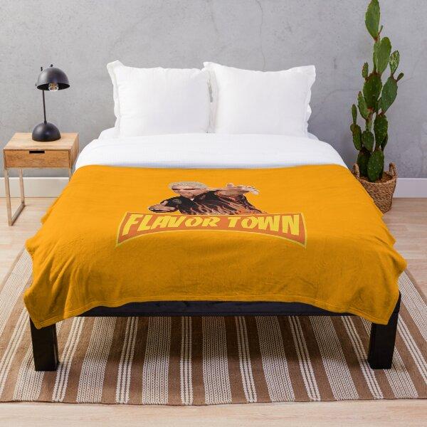 FLAVOR TOWN USA - GUY FlERl Throw Blanket