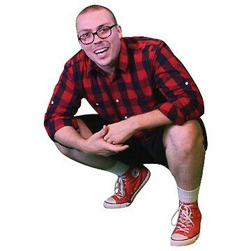 Anthony fantano rap squat by KingZel