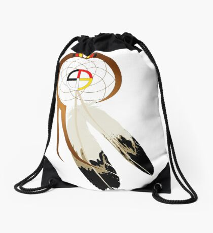 Dream catcher  Drawstring Bag
