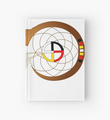 Dream catcher  Hardcover Journal