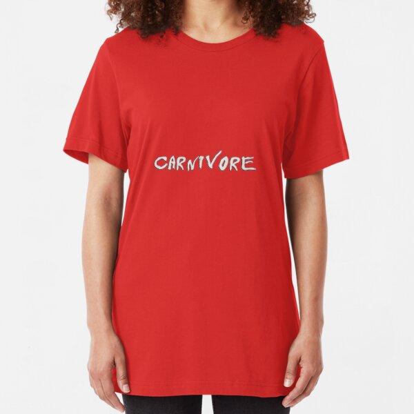 carnivore Slim Fit T-Shirt