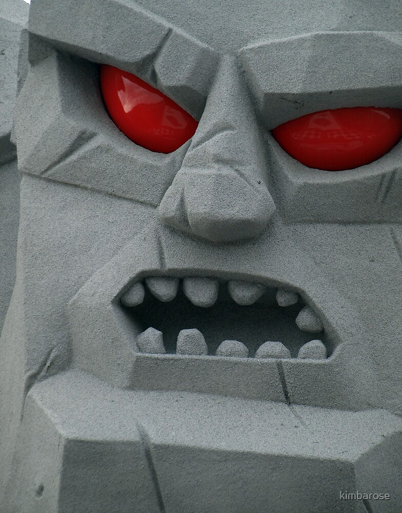 Monster Mile Smile by kimbarose