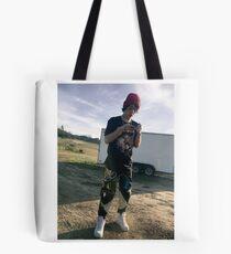 Lil Xan Tote Bag